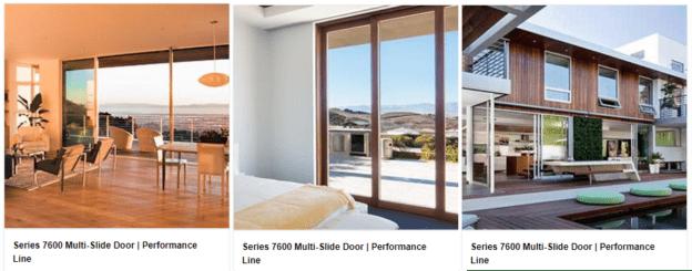 Multi-Slide Door by Home Supply Window & Door